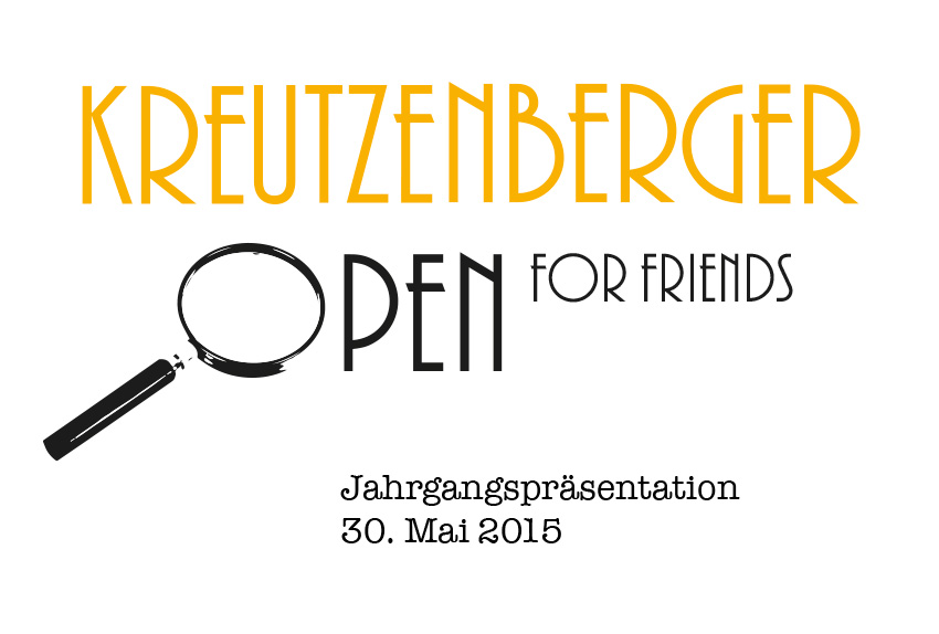 Kreutzenberger OPEN for friends 30. Mai 2015